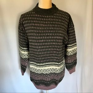Vintage Esprit Knitted Chunky Sweater